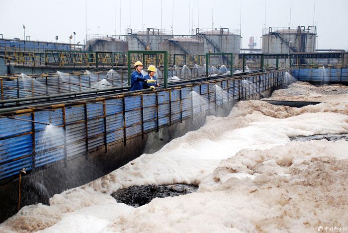 焦化废水处理工艺