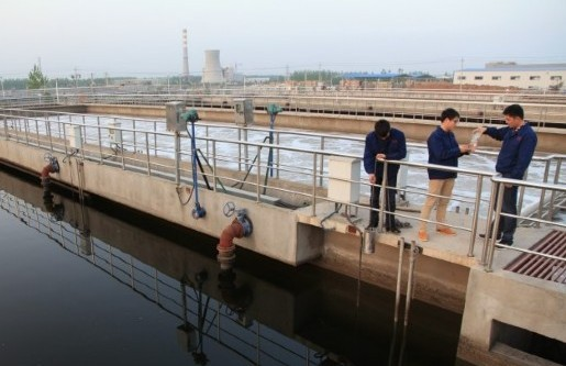 污水处理厂售后服务,现场取样测试